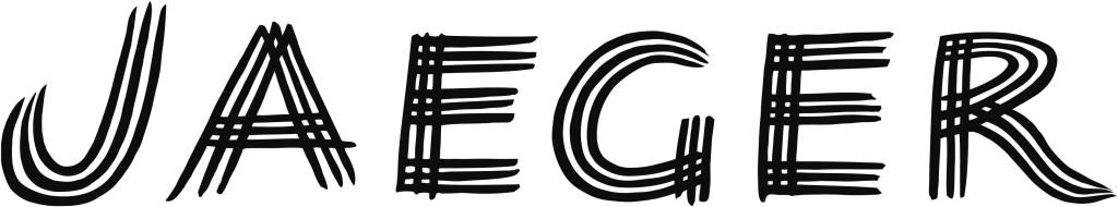 Jager logo coaster