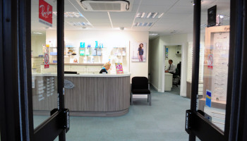 David Dowley Optician York - Interior